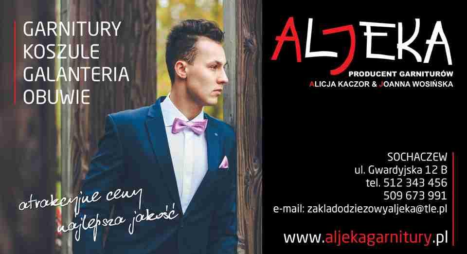 cc3f339843ea4 ALJEKA Alicja Kaczor i Joanna Wosińska Producent Garniturów ...